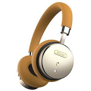 (Top Headphones Under $100)BOHM Wireless Bluetooth Headphones