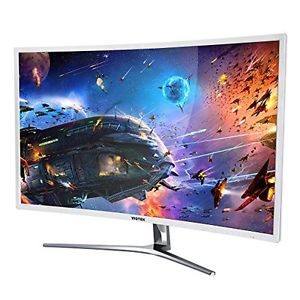 (Best Monitors For PS4 & Xbox One) Viotek NB32C Curved 32 LED Monitor Review