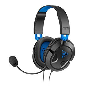 (Best PS4 Headsets Under $50) Turtle Beach Recon 50p Review