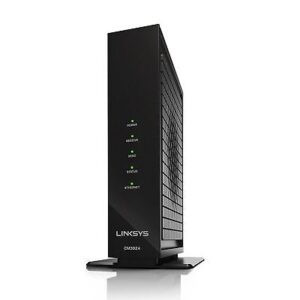 (Best Modem Router Combo for Comcast) Linksys CM3024 Review
