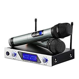 (Best Microphones For Rapping) Archeer621 VHF Microphone