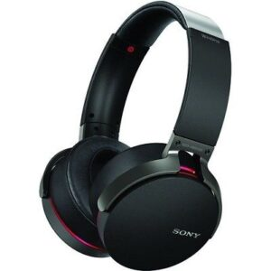 (Best Bluetooth Headphones Under 200) Sony XB950B1 Headphones