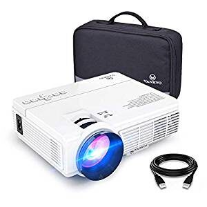 (Top Rated Projectors) Vankyo Leisure 3 Projector