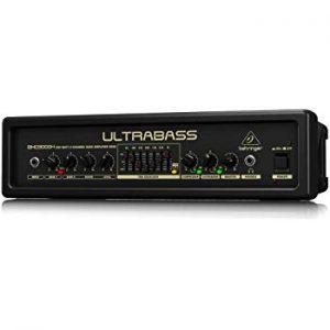 (Best Bass Amp Under $500) BEHRINGER BXD3000H Bass Amp