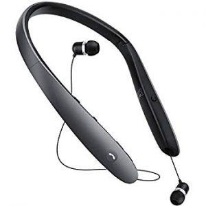 (Best Retractable Bluetooth Headset) JIPINRUI Bluetooth Headphones