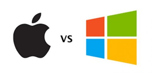 Windows vs Mac What Operating System should IT Students Choose