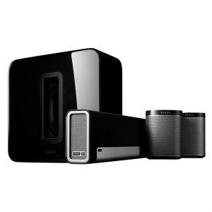 (best rear surround speakers) Sonos WWSP151BLK