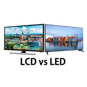 LCD vs. LED TV