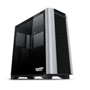 (Best Nas Case) darkFlash T20 ATX Mid Tower Case